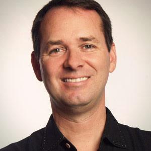 Author, Dan Roam