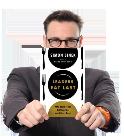RTLP #043: Simon Sinek, Author, Leaders Eat Last: Why Some Teams ...