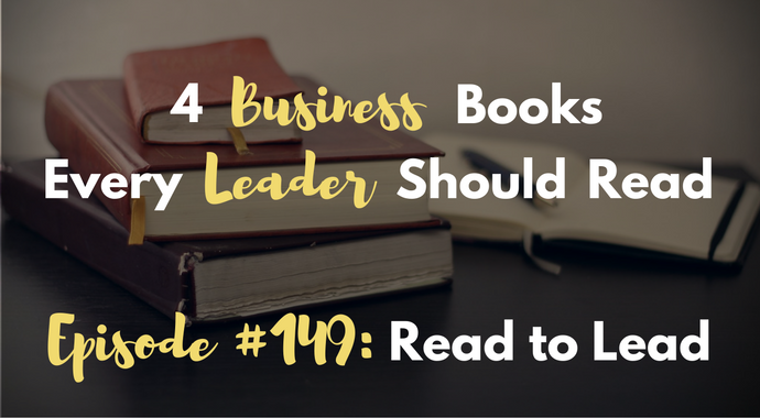 4 Must Read Business Books